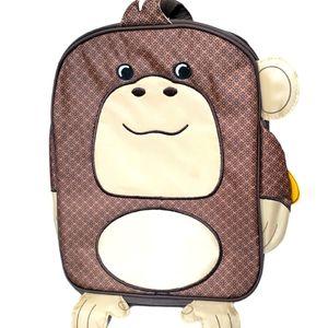Thirty-One Kids Monkey Lunch Box